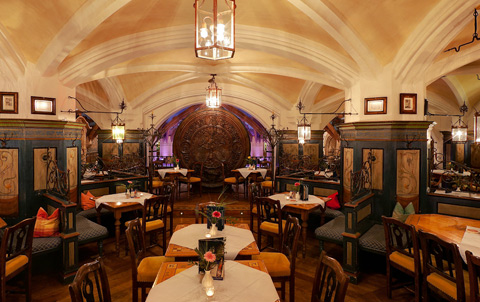 restaurant ratskeller münchen
